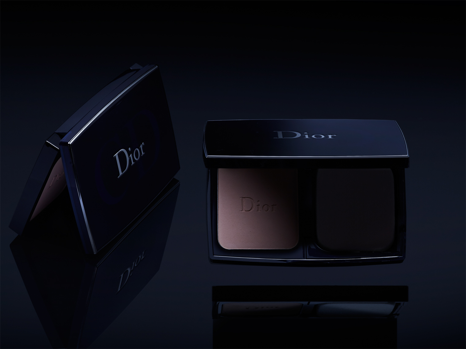 dior powder- San Francisco product photographer