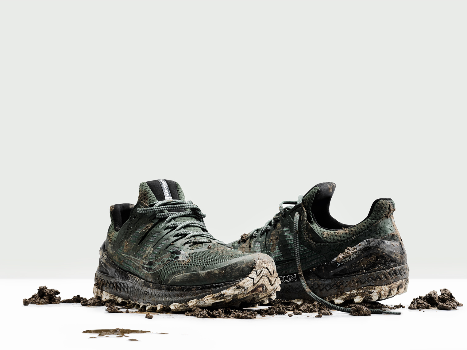 saucony ISO  trail - still life photographer san francisco