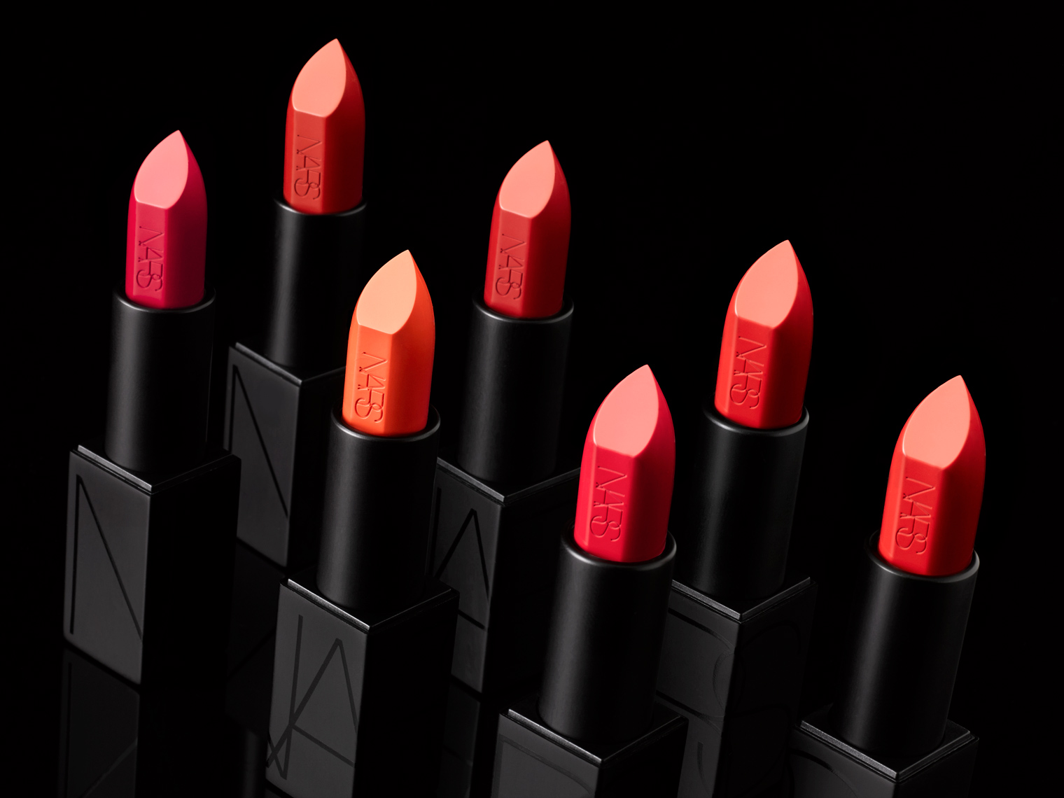 Nars lipsticks - San Francisco product photographer