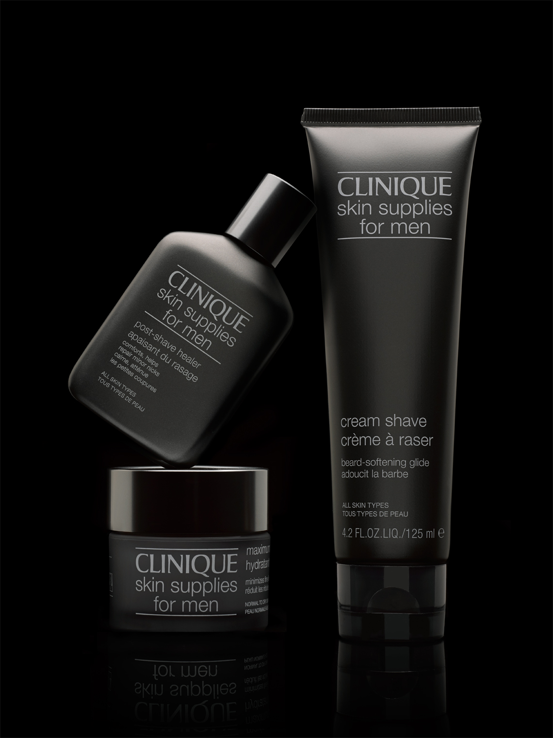 Clinique for men - San Francisco product photographer