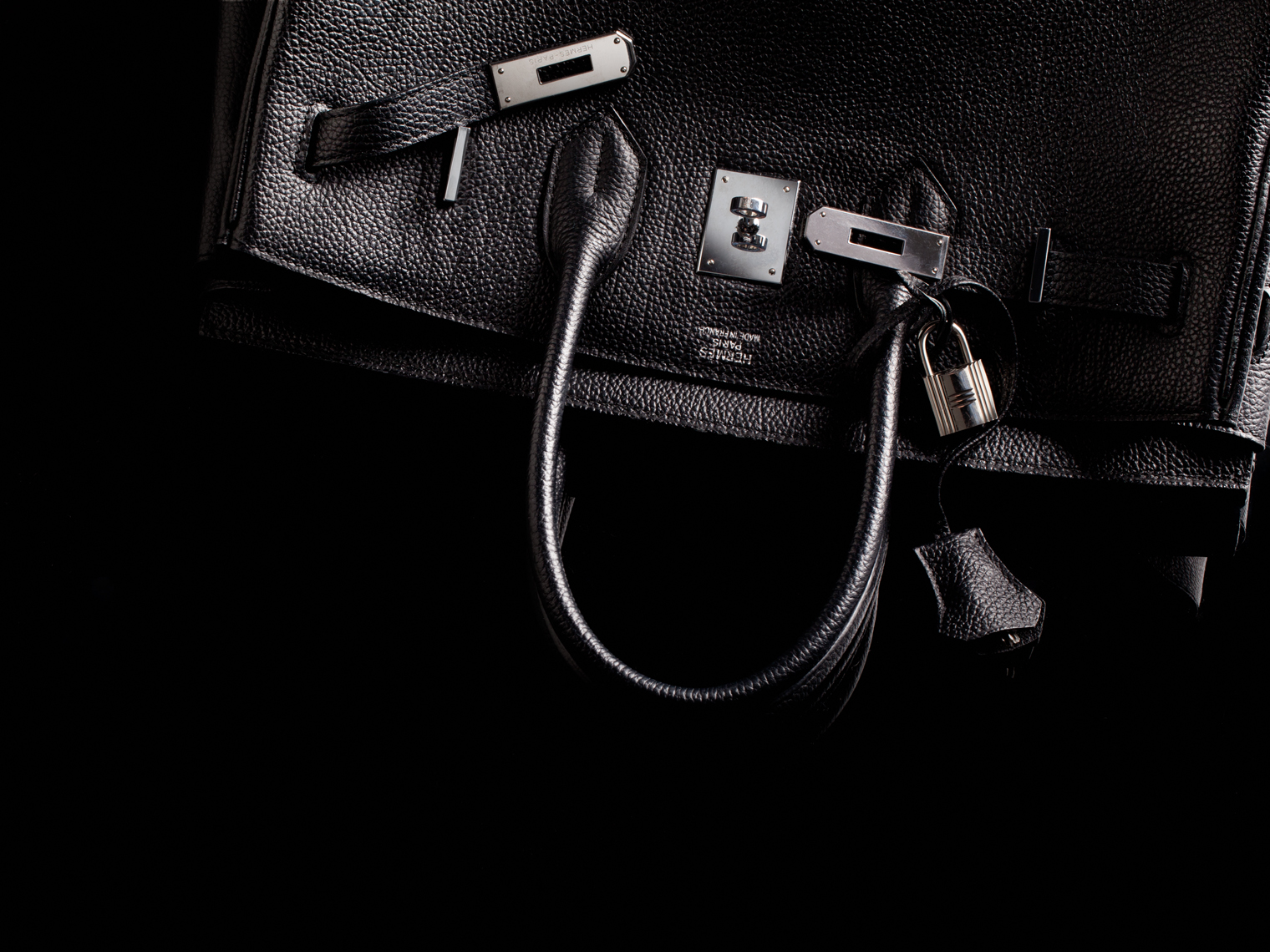 hermes handbag - still life photographer los angeles
