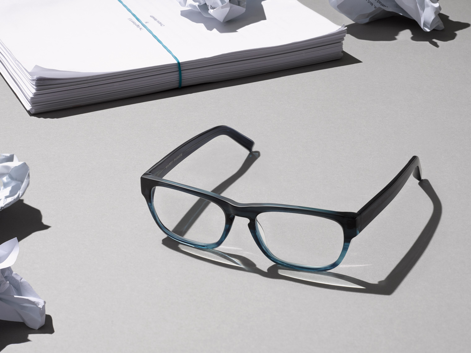 warby parker glasses - still life photographer los angeles